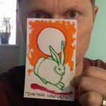 'How long is forever' free give away postcard drawings 2014