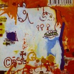 By Product. Mixed Media on Canvas 1990. 100 cm x 125 cm