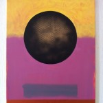 """""""Vis-a-vis love"""" Paints on canvas. 50  x 75 cm. 2013"""