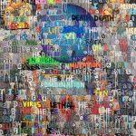 God of Biomechanics mixed media on canvas 170 x 150 cm 2014-2016
